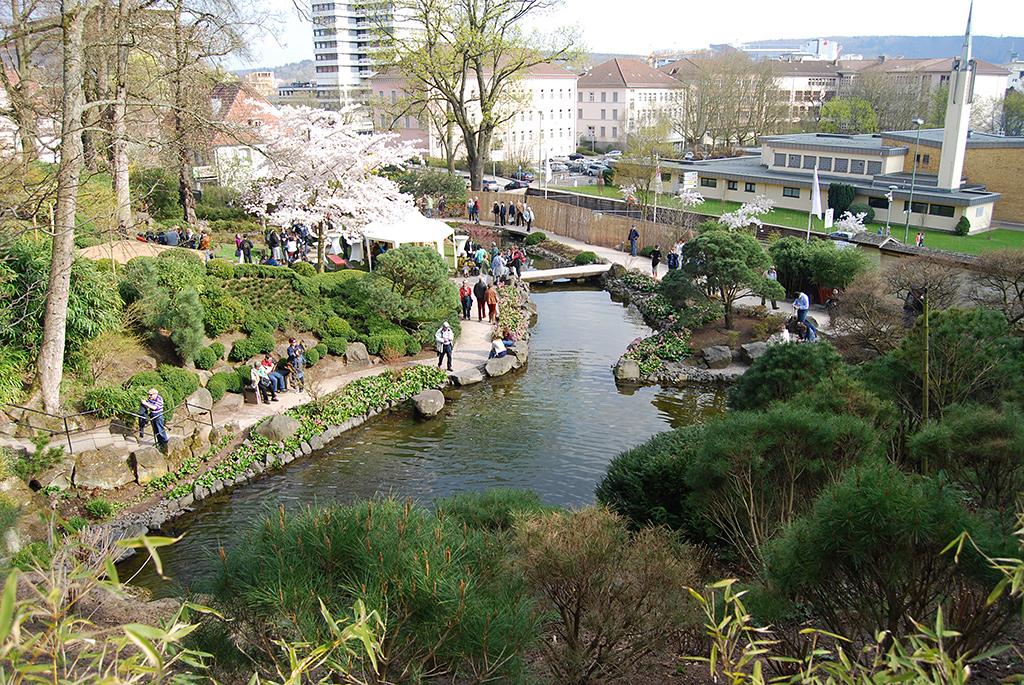 Japanischer Garten Kaiserslautern | atelier ie.